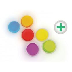LightShape Kreis-Markierung...