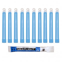 SnapLight 15cm (6'') bleu 8...
