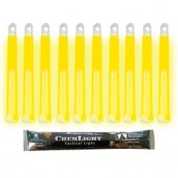 Barra de luz amarillo...