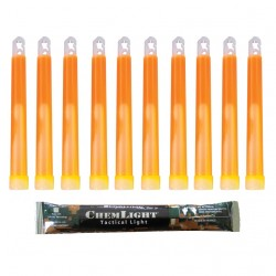 6'' ChemLight (15cm) orange...