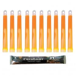 ChemLight oranje 15cm (6'')...